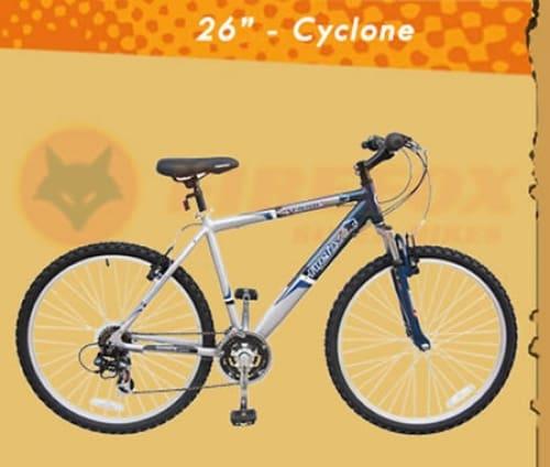 Firefox Cyclone 19