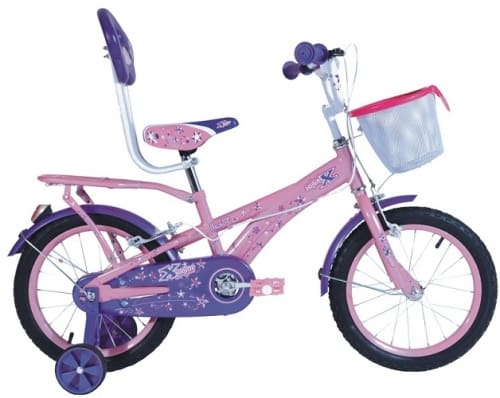 La Sovereign X Bicycle Shelby 16 Girl