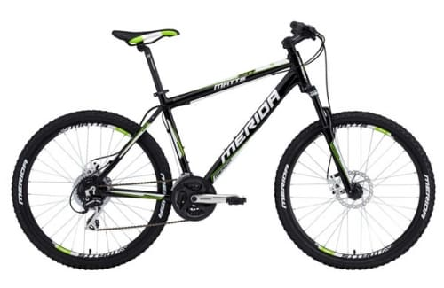 Merida 2012 MATTS 20-MD (BLACK GREEN)