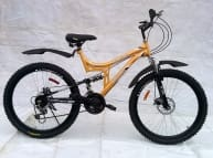 Hi Bird Singham Shimano 21 Speed Dual Disc 26